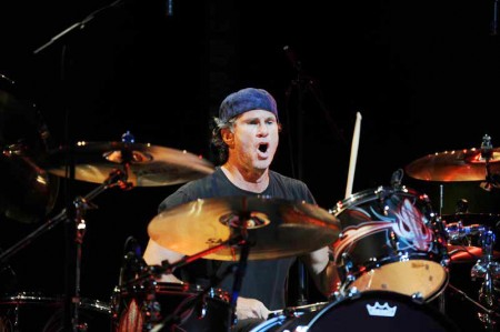 Chad Smith (photo © live4ever)