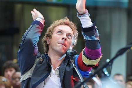 Coldplay on top in the UK with 'Mylo Xyloto' (Photo: Live4ever)