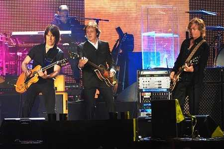 Paul McCartney will sing for the Queen (Photo: Live4ever Media)