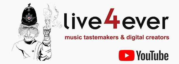 Visit Live4ever Media Youtube